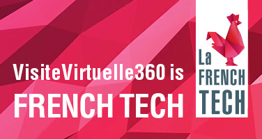 Visite-Virtuelle360 labellisée FrenchTech !